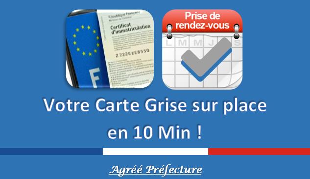 Bureau de Carte Grise Lyon
