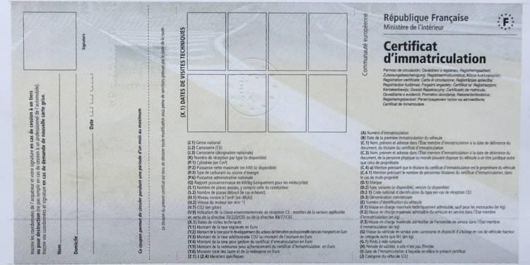 suivre sa carte grise Carte grise en ligne : la marche à suivre pour faire sa commande