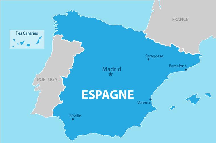 Coût de l'immatriculation d'une voiture Espagnole  en France
