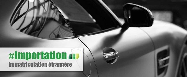 Immatriculer un  véhicule de collection étranger en France