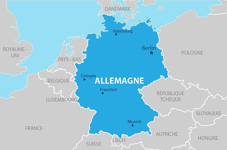 Coût de l'immatriculation d'une voiture Allemande  en France